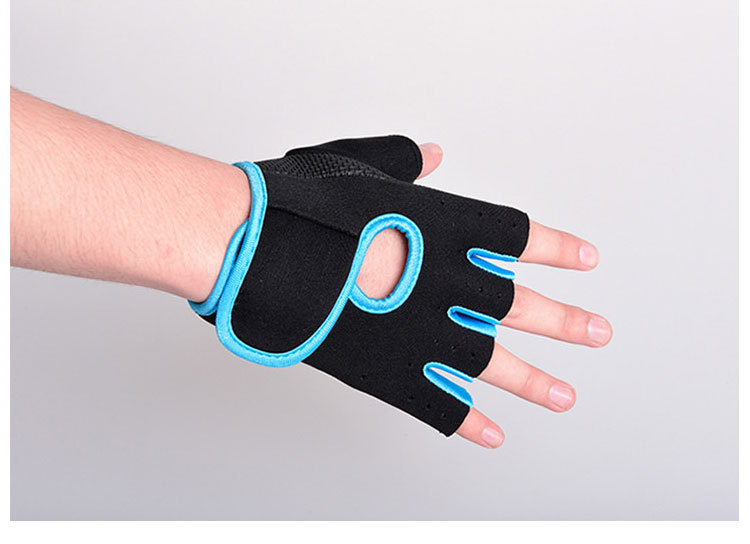 Gym Workout Gloves for Weight Lifting