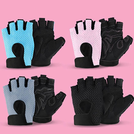 Gym Fitness Gloves Power Weight Lifting