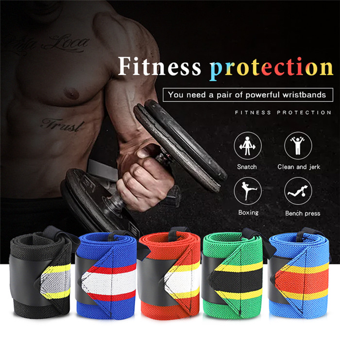 Wrist Wrap Bands Wrist Support One Size Fits All Wrist Strap