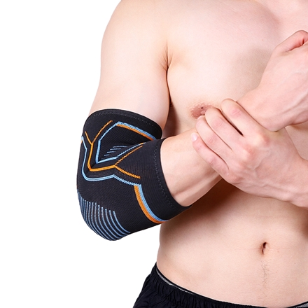 Compression elbow sleeve elbow brace support for Workouts, Tennis